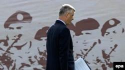 Predsjednik Kosova Hašim Tači vratio u javni diskurs pitanje vojske