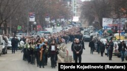 Mitrovicë, 17 janar, 2018