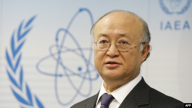IAEA Director-General Yukio Amano