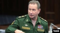 Росгвардин куьйгалхо Золотов Виктор