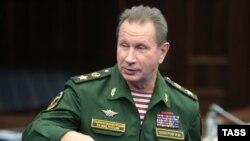 Головнокомандувач військ національної гвардії Росії Віктор Золотов