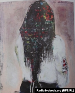 Робота Ізабель Терещенко «Жінка в хустці»