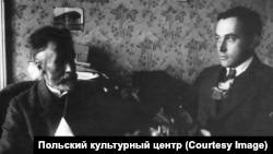 Отец и сын Виткевичи