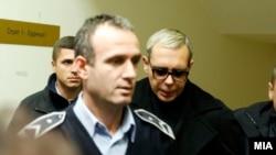 Архивска фотографија- Бојан Јовановски - Боки 13 на судење за случајот Рекет