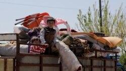 Сирийцы возвращаются в Идлиб из-за страха перед коронавирусом