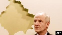 Not invited: Kosovo President Fatmir Sejdiu