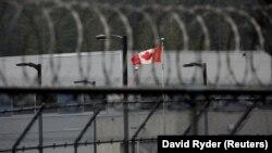 Flamuri i Kanadasë.