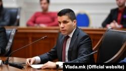 Љупчо Николовски, вицепремиер за борба против корупција