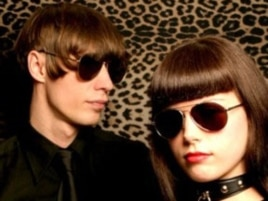 Oleg Gitarkin and Zombierella of Messer Chups