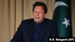 د پاکستان صدراعظم عمران خان