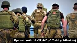 Морські піхотинці України
