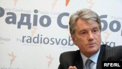 Віктор Ющенко, 29 квітня 2010 року