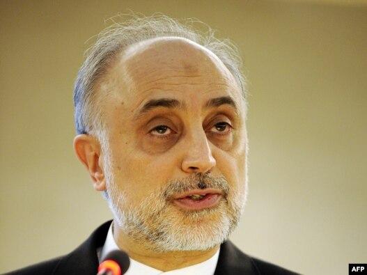 علیاکبر صالحی، وزیر امور خارجه ایران