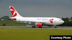 Czech Airlines очкычы
