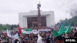 """2006-жылдын 8-майында Кыргызстанда оппозиция «Реформа үчүн"""" кыймылын түзгөн."""