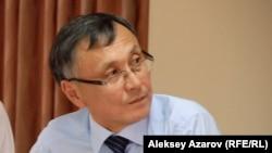 Қазбек Бейсебаев.