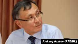 Дипломат Казбек Бейсебаев.