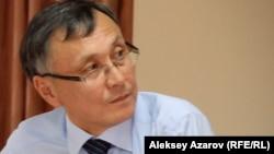 Бывший дипломат Казбек Бейсебаев.