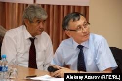 Колишній дипломат Казбек Бейсебаєв