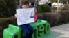 В Махачкале на митинге против коррупции задержали гражданина Беларуси