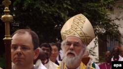 Archbishop of Canterbury Rowan Williams is struggling to keep the church together