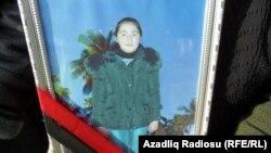 14 yaşlı Nuranə İsmayılova