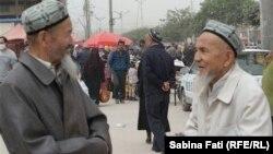 Кашгар базары