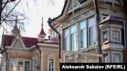 Памятник деревянной архитектуры, Томск