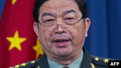 چانگ وانکوان، وزير دفاع چين