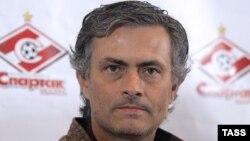 Jose Mourinho - foto arkivi