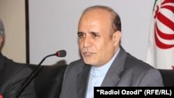 Посол Ирана в Таджикистане Худжатулло Фагони