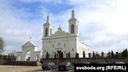 Касьцёл сьвятога Вацлава ў Ваўкавыску