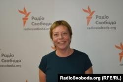 координатор проекта «Донбасc SOS», «Противодействие всем формам ксенофобии и достижение равенства, включая равенство представителей меньшинств» Виолетта Артемчук