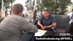 Очільник хмельницького обласного осередку партії «Батьківщина» Олександр Скочеляс