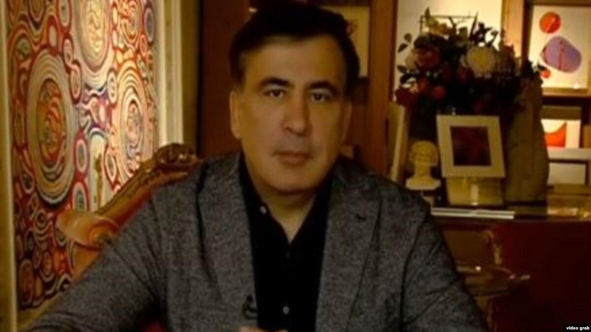 Рцхиладзе: после избрания Зеленского к событиям на Украине может подключиться Саакашвили