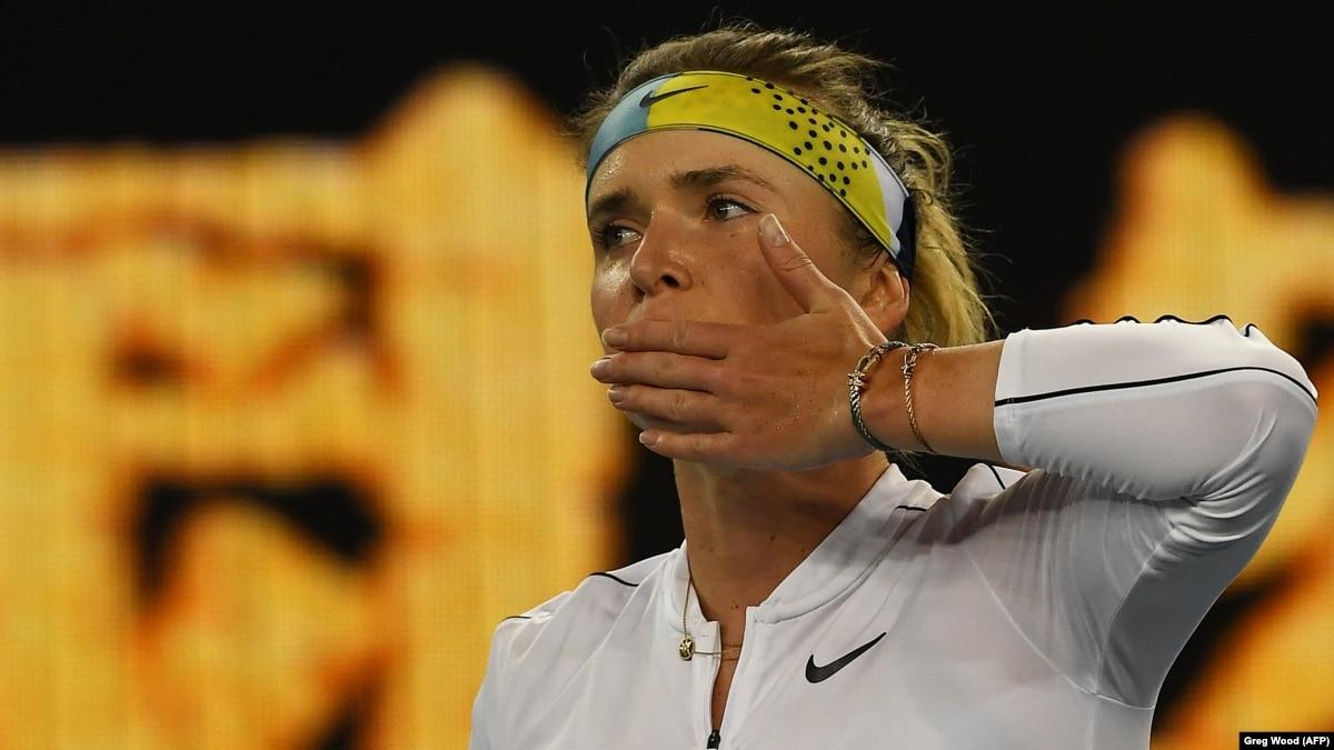 Australian Open: Свитолина не смогла повторить прошлогодний результат