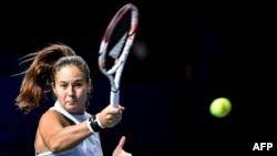 Russia's tennis player Daria Kasatkina