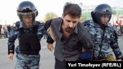Задержание на Болотной площади, 6 мая 2012