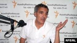 Media üzrə ekspert Zeynal Məmmədli