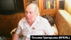 Ветеран труда Иван Посохов