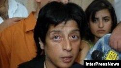 Председатель фонда Игоря Гиоргадзе Ирина Саришвили призвала оппозиционные силы начать массовые акции неповиновения с требованием отставки президента Саакашвили