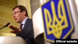 Генпрокурор Укарины Игорь Луценко