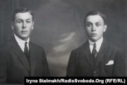Брати Болеслав і Якуб Внуки, 23 травня 1925 року (з колекції Рафала Внука)