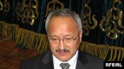 Министр образования Кыргызстана Абдылда Мусаев