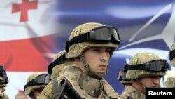 Навыки и знания грузинских военных должны расти вместе с ростом требований, которые НАТО выдвигает своим участникам