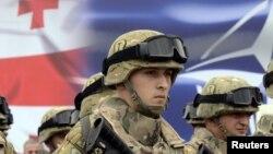 Ровно 25 лет и четыре дня тому назад, 30 апреля 1991 года, начался первый призыв в ряды грузинской армии. Ежегодно в этот день по традиции и отмечают день рождения Вооруженных сил страны