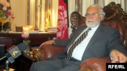 Said Fazullah Wahidi (file photo)