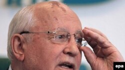 Is Gorbachev supporting Putin's agenda?