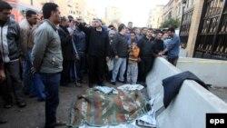 Взрыв в Каире, 24 января 2014 года