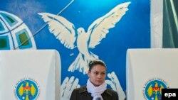 Pamje nga votimet e mëparshme në Moldavi